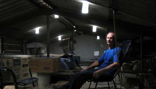 Alfredo Moser, inventeur de l'ampoule Moser