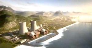 Un tel rêve qu'on se demande pourquoi ne pas en faire des posters ou des serviettes de plage ? La chance, en France, 19 sites nucléaires.